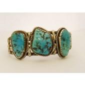 BP7 Turquoise Pawn Bracelet