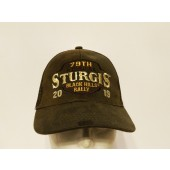 RH5- 79th Annual Sturgis Black Hills Rally 2019 Hat