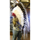HD2- Navajo Handmade Head Dress