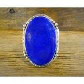 MLAB1- Monroe & Lillie Ashley Large Lapis Bracelet