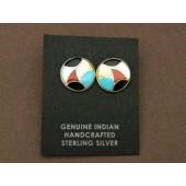 ER3- Zuni Inlay Earrings