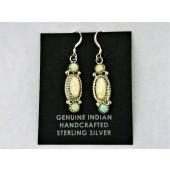ER8- Navajo Opal Earrings
