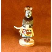 KN2 Mouse Navajo Handmade Kachina