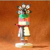 KN4 Longbill Navajo Handmade Kachina