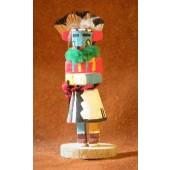 KN5 Morning Singer Navajo Handmade Kachina