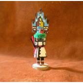 KN8 Hemis Navajo Handmade Kachina