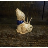 TPH3- Howling Coyote Toothpick Holder