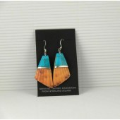 ERN66 Santo Domingo Shell Earrings
