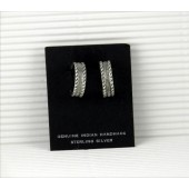 ERN105 Monroe & Liliie Ashley Hoop Earrings