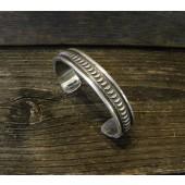 EB11 Navajo Handmade Bracelet By Emerson Bill