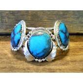 ABB5- Monroe & Lillie Ashley Bisbee Turquoise Bracelet