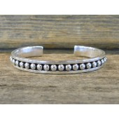 AB2 Navajo Bracelet By ArtieYellowhorse
