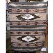 DER136 - Navajo Handmade Rug