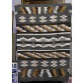 DER44 - Navajo Handmade Rug