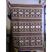 DER95 - Navajo Handmade Rug Burt Water Style