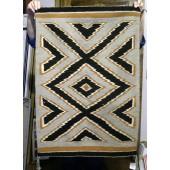 DER122 - Navajo Handmade Rug