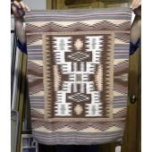 DER98 - Navajo Handmade Rug by Dora Yazzie