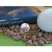 SBM24  Navajo handmade Golf Ball Marker