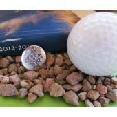 SBM26  Navajo handmade Golf Ball Marker