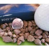 SBM27  Navajo handmade Golf Ball Marker