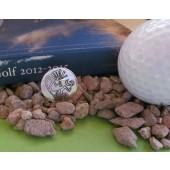 SBM28  Navajo handmade Golf Ball Marker