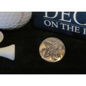 SBM6 Navajo handmade Golf Ball Marker