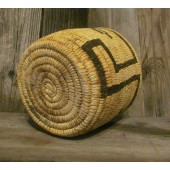 Tohono O'odham (Papago) Indian Handmade Basket ONB11
