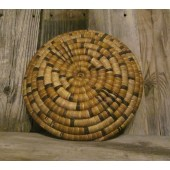 Hopi Indian Handmade Basket, Circa 1920 ONB12