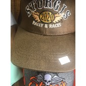 STH2- 80th Anniversary Motorcycle Rally Hat