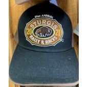 SH4- 81st Sturgis Motorcycle Rally Hat