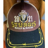 SH7- 81st Sturgis Motorcycle Rally Hat