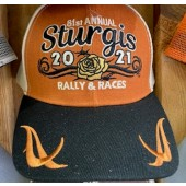 SH8- 81st Sturgis Motorcycle Rally Hat