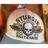 SH10- 81st Sturgis Motorcycle Rally Hat