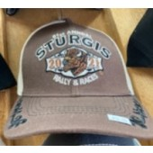 SH12- 81st Sturgis Motorcycle Rally Hat