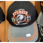 SH14- 81st Sturgis Motorcycle Rally Hat