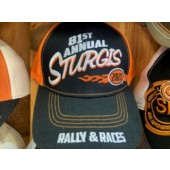 SH15- 81st Sturgis Motorcycle Rally Hat
