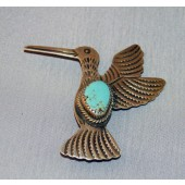 PN109 Hummingbird Pin/Pendant