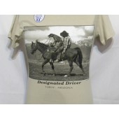TTAN140 Designated Driver T-Shirt (Tan)