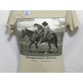 TTAN140 Designated Driver T-Shirt (Tan)